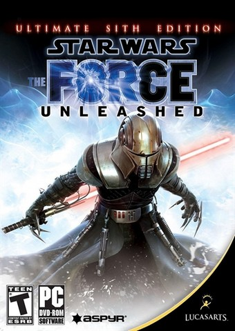 Disney - Star Wars: The Force Unleashed - Ultimate Sith Edition (3e0c4f20-1e45-47d2-bbfa-0beb9a3042)