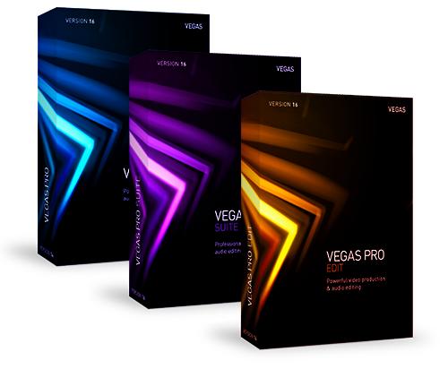 Magix Vegas Pro 16 Edit ESD (ANR008609ESD)