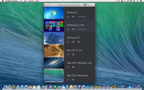 Parallels Desktop Mac Os - фото 10