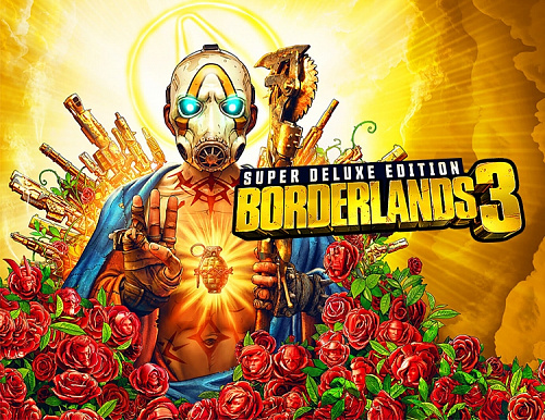 Borderlands 3 Super Deluxe Edition (Steam)