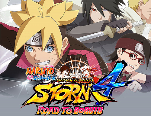 Право на использование (электронный ключ) Bandai Namco NARUTO SHIPPUDEN: Ultimate Ninja STORM 4 Road to Boruto Expansion